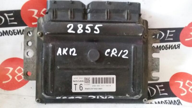 Блок efi Nissan March AK12 CR12DE