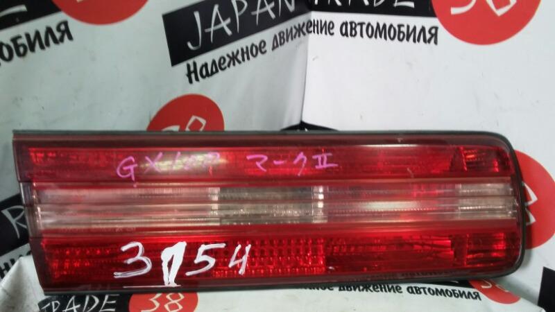 Вставка багажника Toyota Mark Ii JZX100 левая