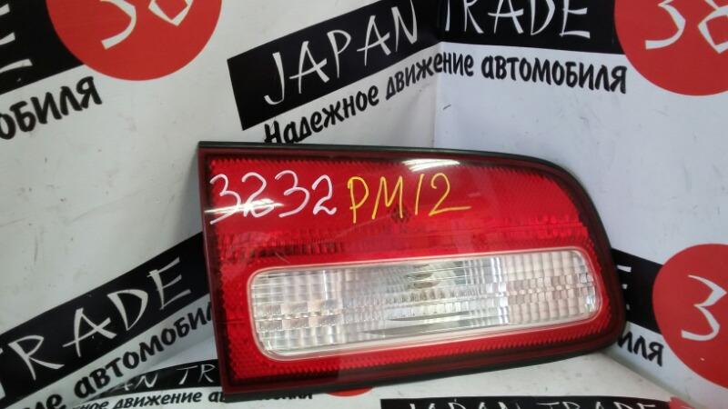 Вставка багажника Nissan Liberty PM12 задняя левая