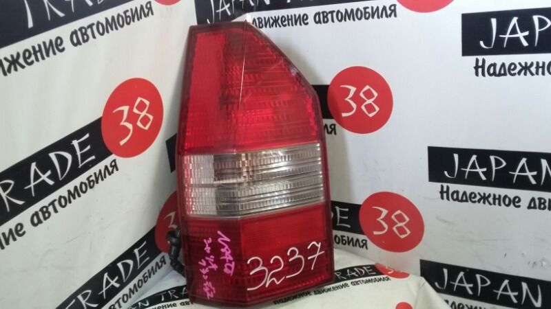 Стоп-сигнал Mitsubishi Grandis Chariot N84W задний левый