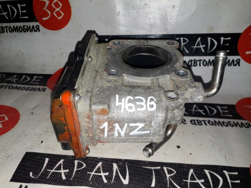 Дроссельная заслонка Toyota Auris NZE121 1NZ-FE