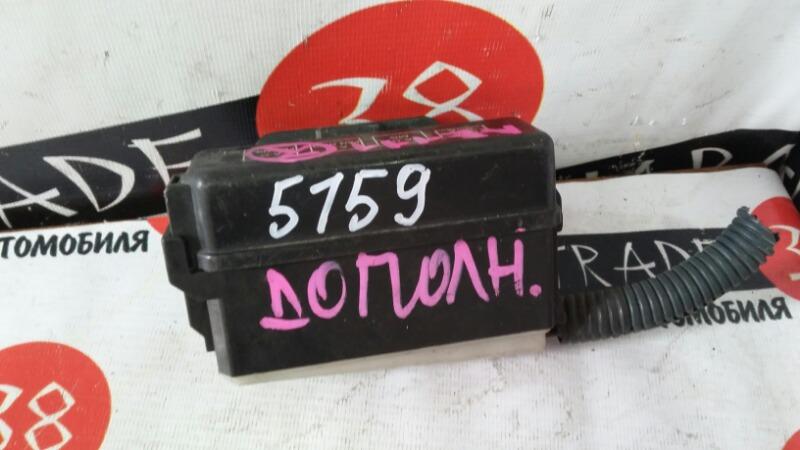 Блок предохранителей Toyota AE111 5A-FE