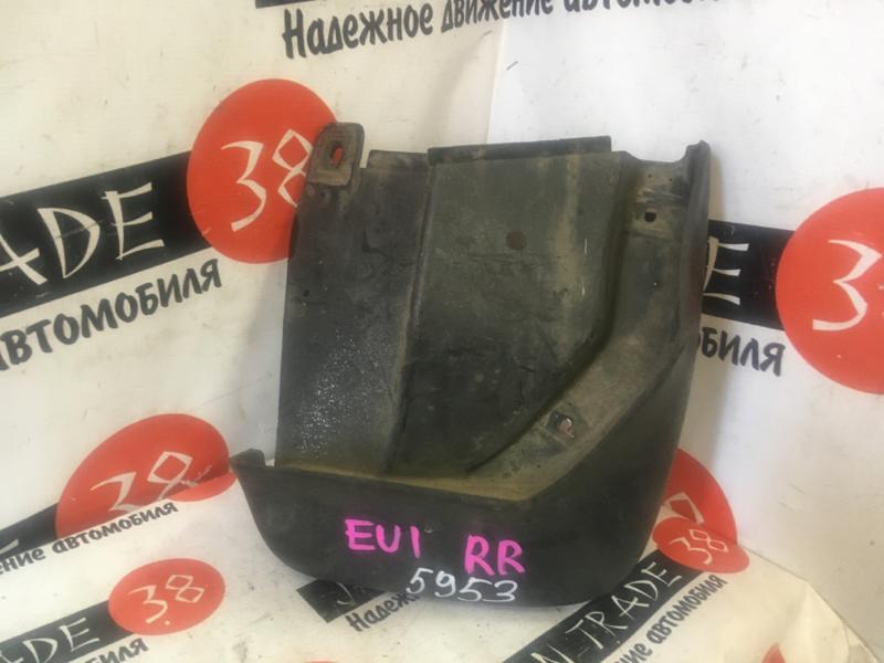 Брызговик Honda EU1 задний правый