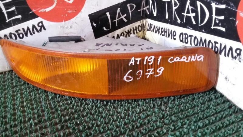 Повторитель в бампер Toyota Carina AT191 правый