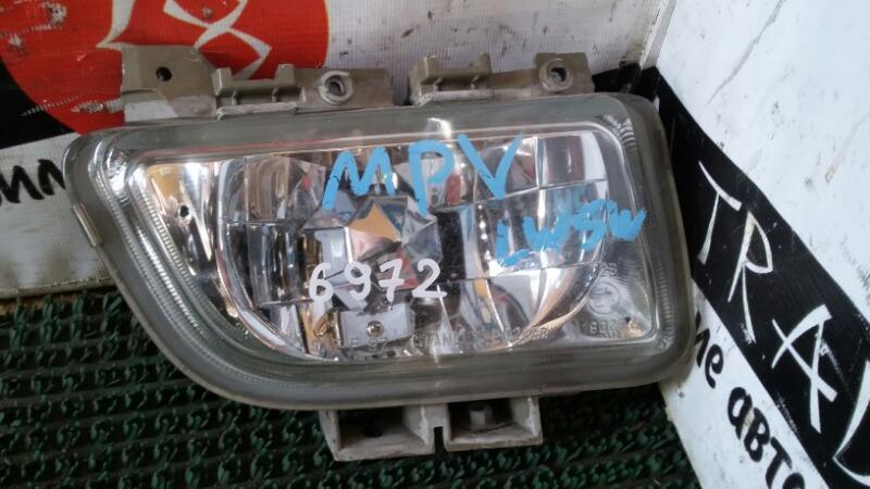 Противотуманная фара Mazda Mpv LW5W правая