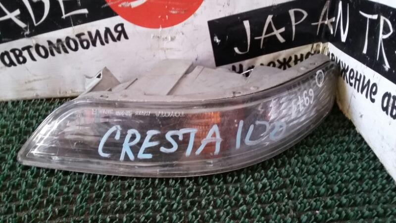 Противотуманная фара Toyota Cresta GX100 правая
