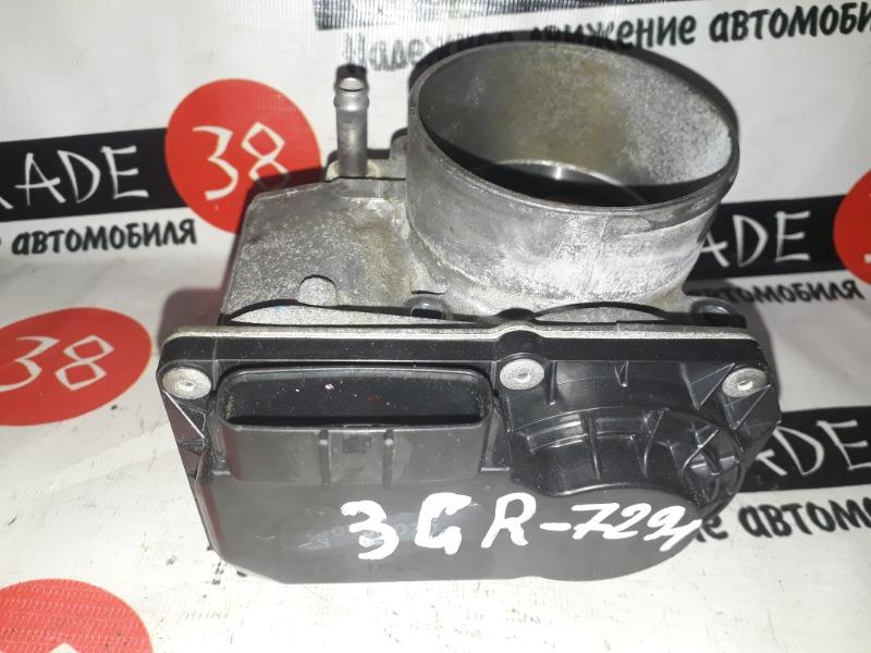 Дроссельная заслонка Toyota Crown GRS180 3GR-FSE