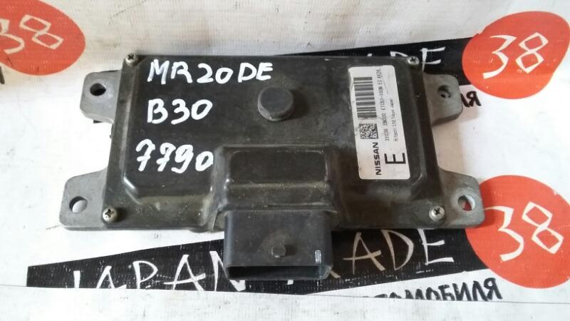 Блок управления акпп Nissan B30 MR20DE