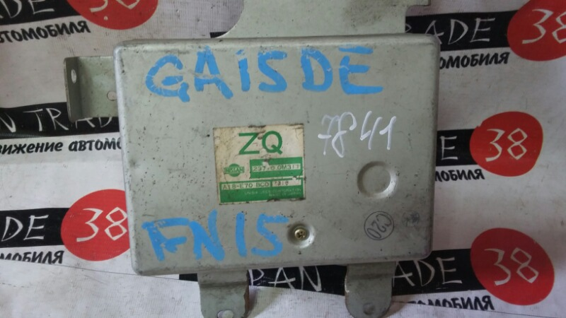 Блок efi Nissan Pulsar FN15 GA15DE