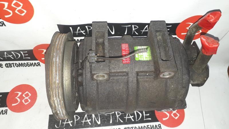 Компрессор кондиционера Mazda Vanette SK82VN F8