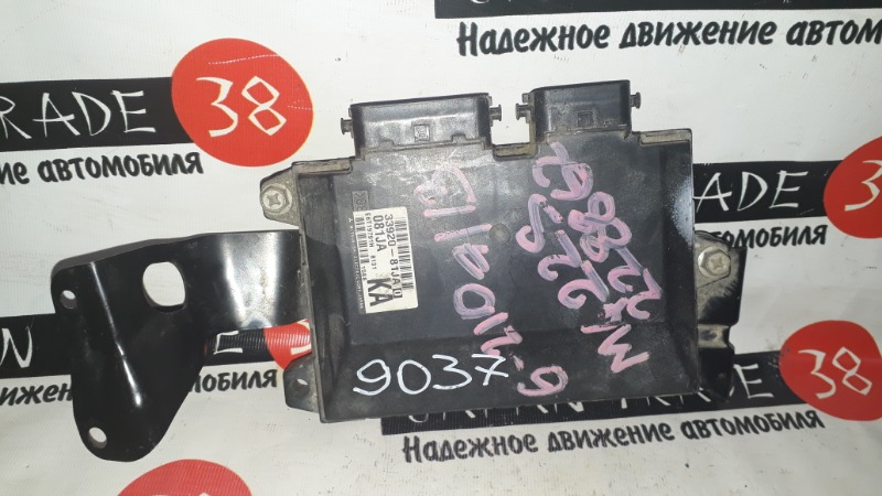 Блок efi Nissan Moco MG22S K6A