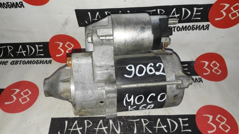 Стартер Suzuki Palette HN22S K6A