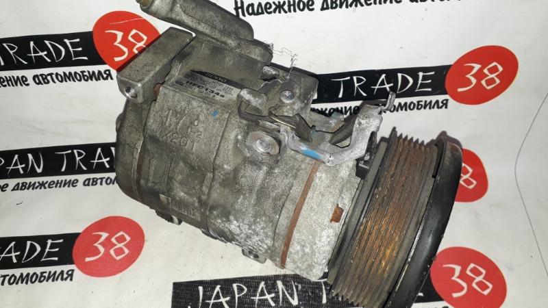 Компрессор кондиционера Toyota Alphard ANH15 1MZ-FE