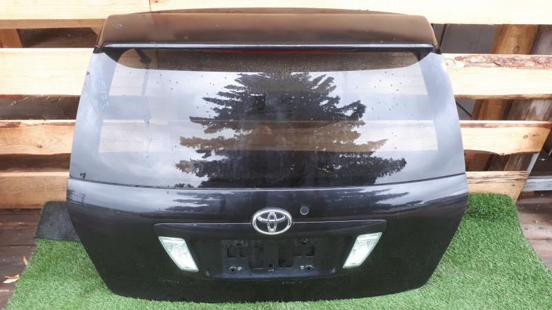 Дверь 5-я Toyota Corolla Fielder NZE121 задняя