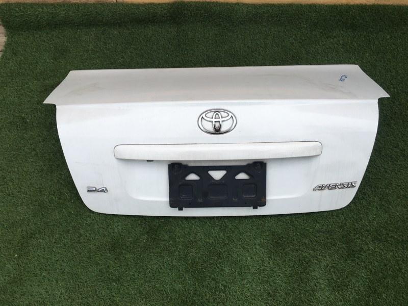 Крышка багажника Toyota Avensis ADT250 1`AZ-FSE задняя