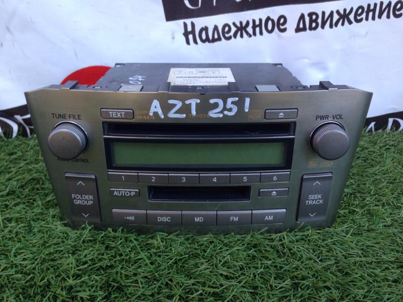 Магнитофон Toyota Avensis AZT251 1AZ-FSE