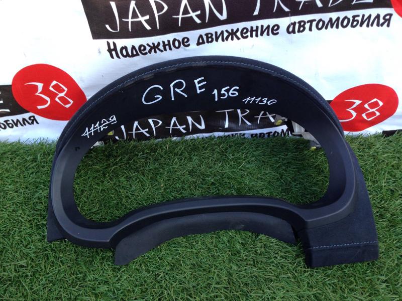 Консоль панели приборов Toyota Blade GRE156