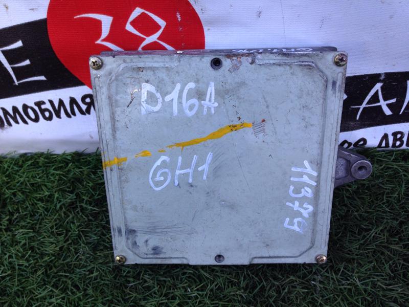 Блок efi Honda Hr-V GH1. GH3 D16A