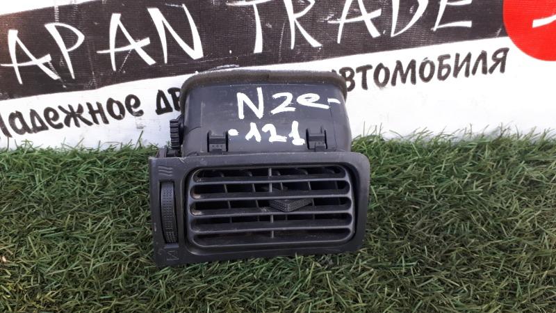 Воздуховод Toyota Allex NZE121 передний левый