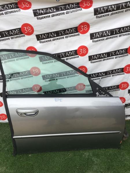 Дверь Subaru Legacy Wagon BP9 EJ253 передняя правая