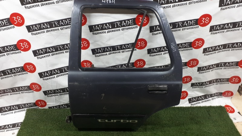Дверь Toyota Hilux Surf LN130 2LTE задняя левая