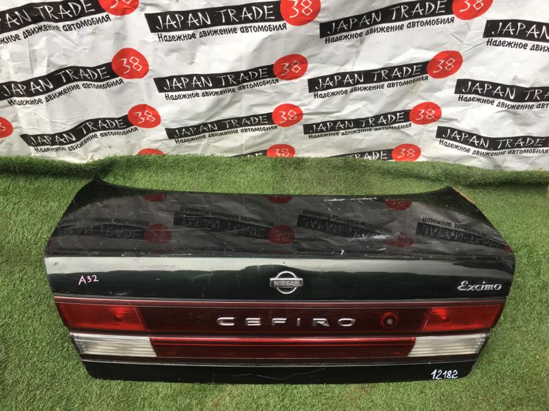 Крышка багажника Nissan Cefiro A32 VQ20DE