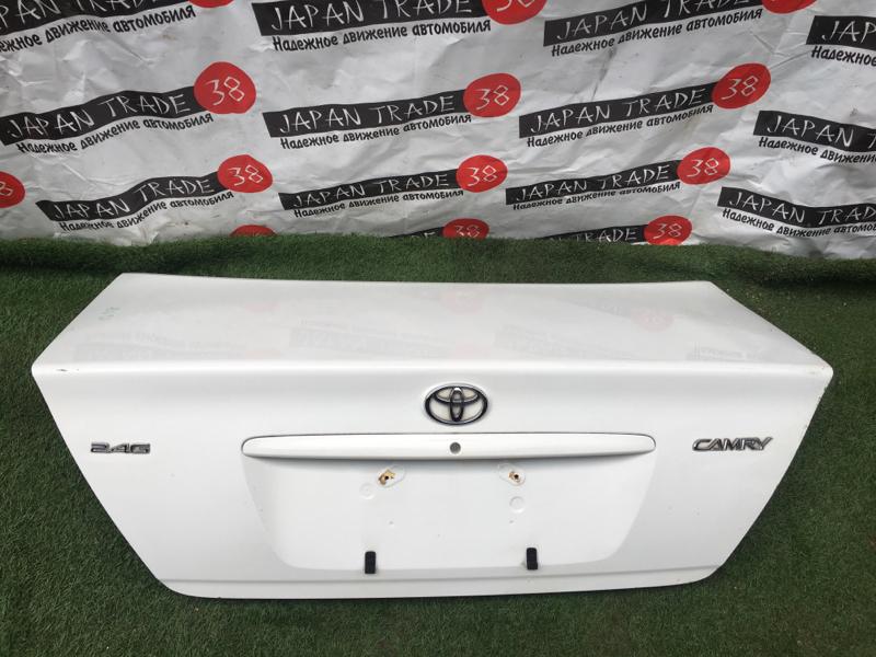 Крышка багажника Toyota Camry ACV30 2AZ-FE
