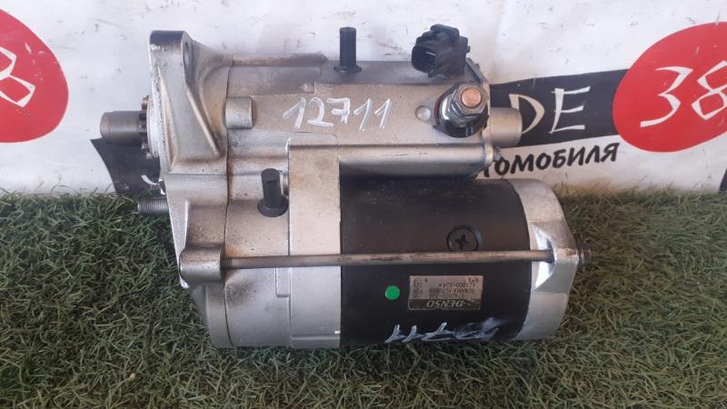 Стартер Toyota Dyna KDY220 1KDFTV