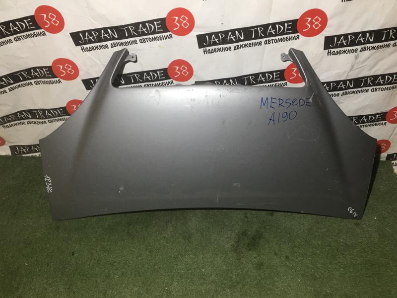 Капот Mercedes-Benz A-Class A170