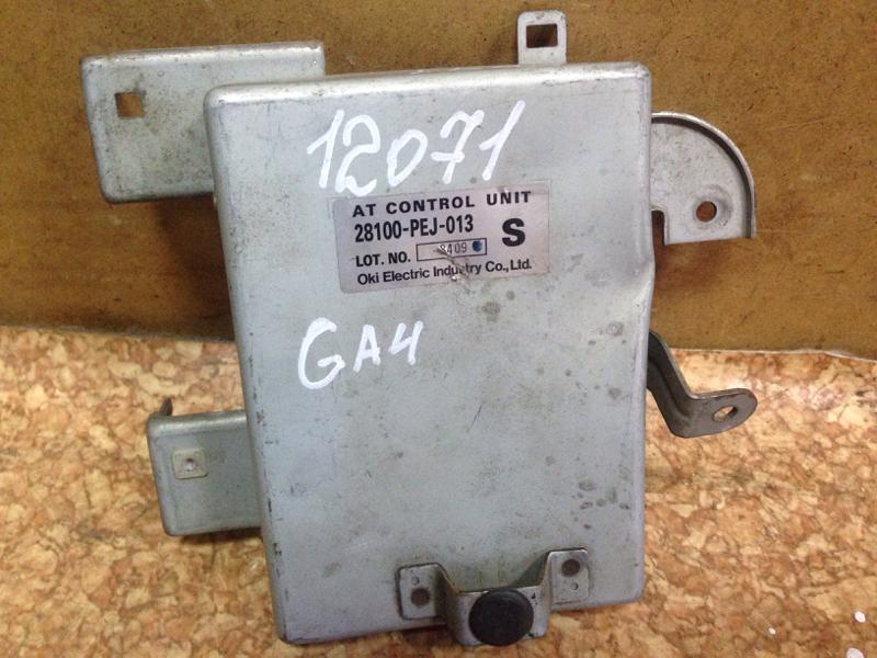 Блок управления вариатором Honda Capa GA4 D15B