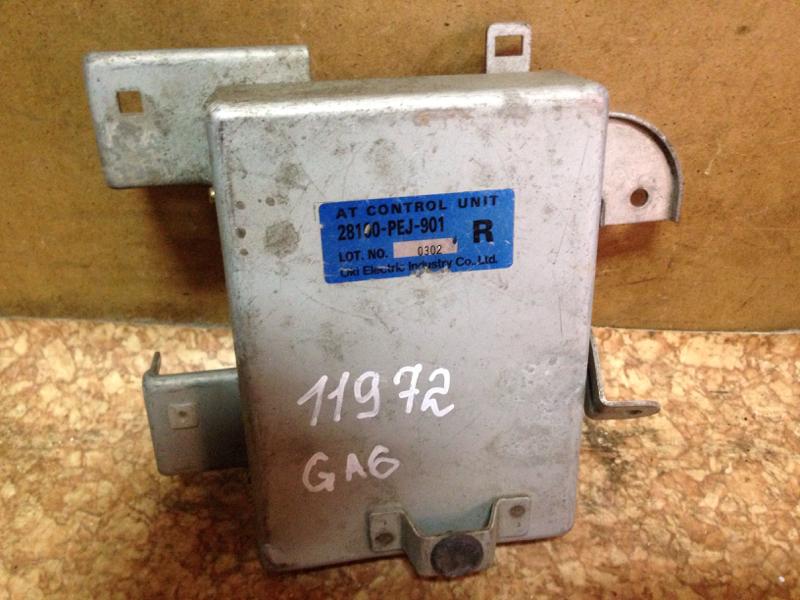 Блок управления акпп Honda Capa GA6 D15B