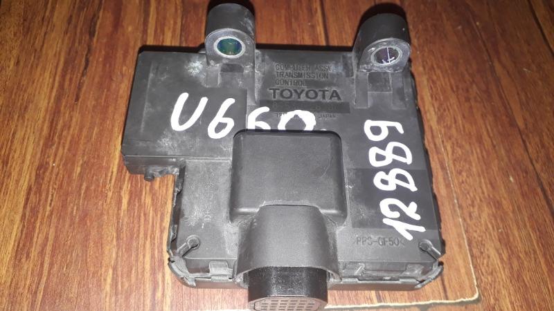 Блок управления акпп Toyota GSR55 2GR-FE