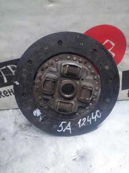 Диск сцепления Toyota 4A-FE