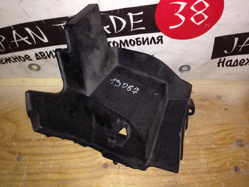Защита радиатора Toyota Blade AZE154