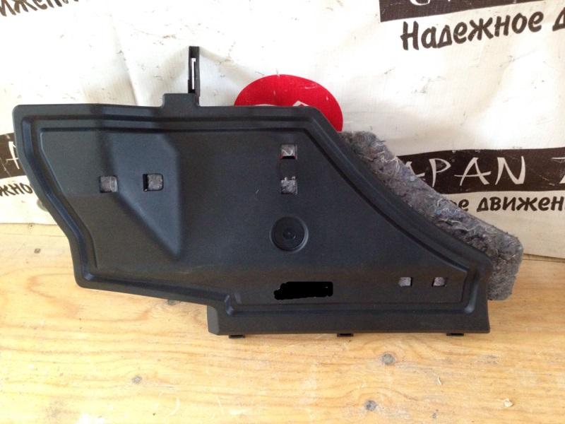 Пластик торпеды под бардачком Toyota AZE154 0