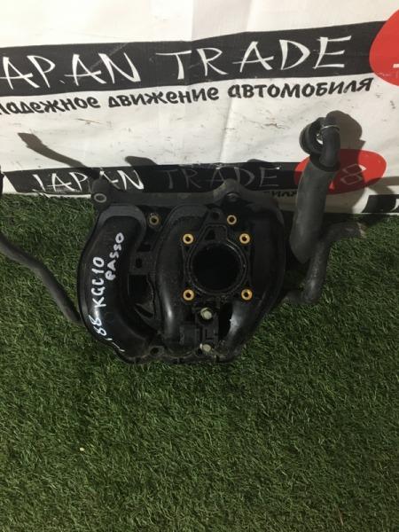 Впускной коллектор Toyota KGC10 1KR-FE