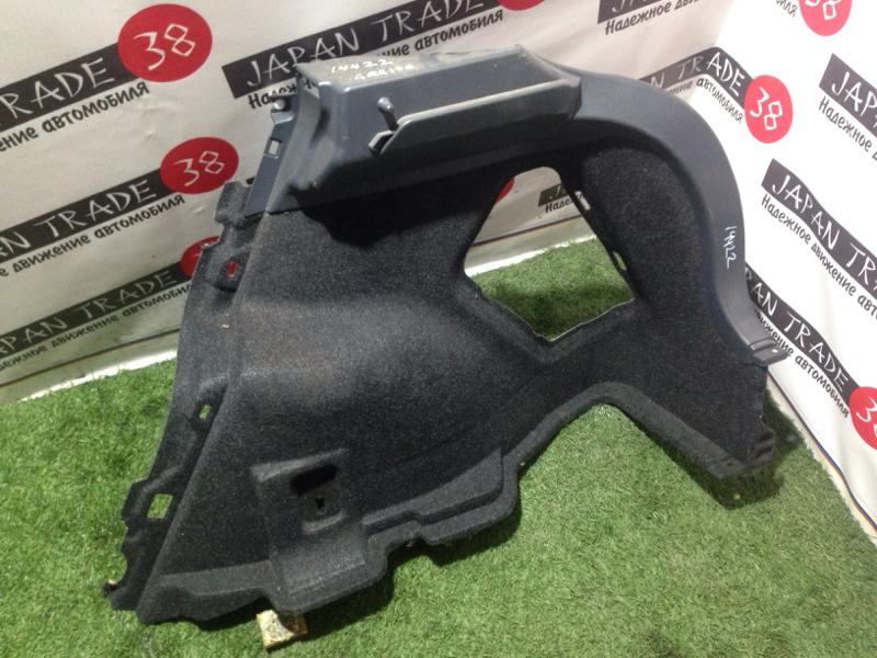 Обшивка багажника Toyota AZE156 задняя правая