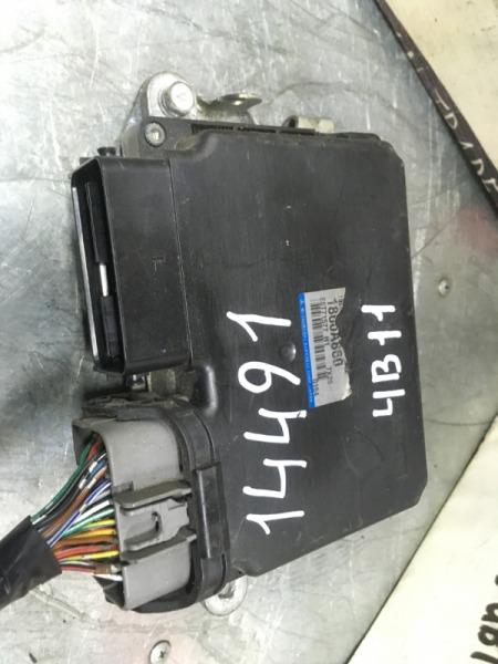 Блок efi Mitsubishi Galant Fortis CY4A 4B11