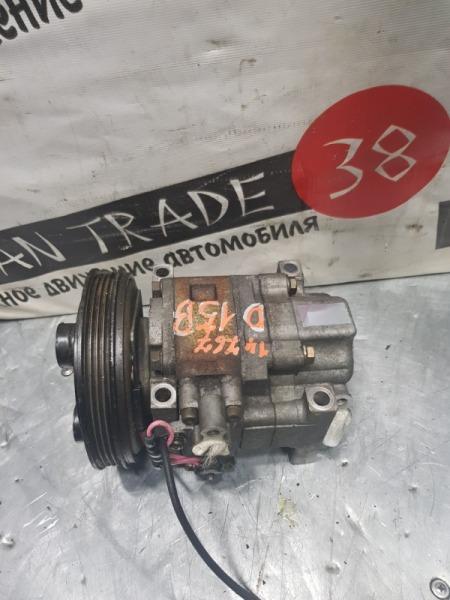 Компрессор кондиционера Honda Capa DB6 D15B
