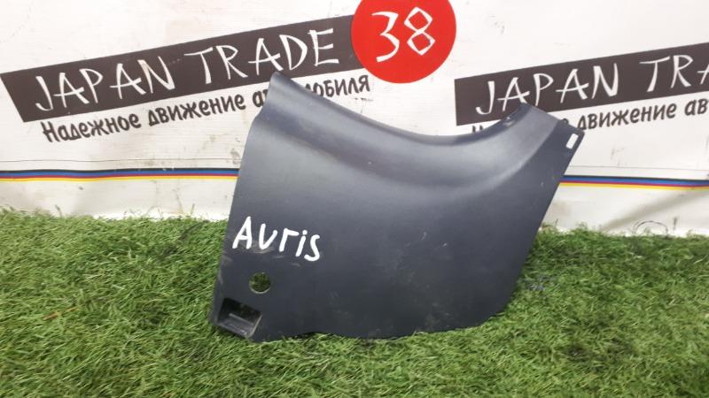 Накладка на стойку кузова Toyota Auris ADE150 передняя правая