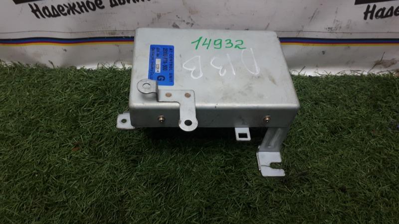 Блок управления акпп Honda Logo GA3 D13B