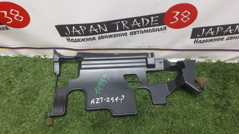 Накладка торпеды Toyota Avensis AZT251 нижняя