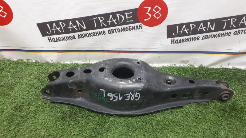 Рычаг Toyota Auris NZE184 задний нижний