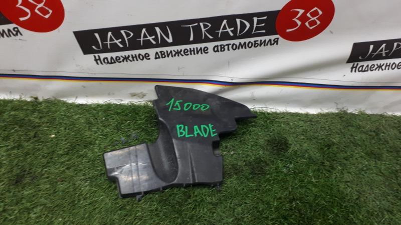 Дефлектор радиатора Toyota Blade GRE156 2GR-FE передний правый
