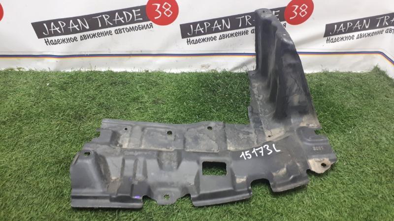 Защита двигателя Toyota Ist NCP30 левая