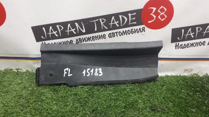 Пластик салона Toyota Blade GRE156 передний левый