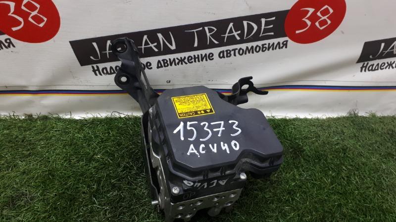 Блок abs Toyota Camry ACV40