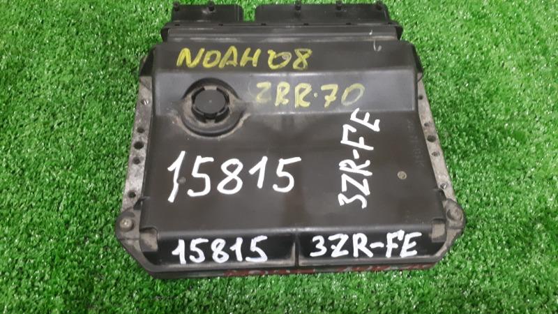Блок efi Toyota Noah ZRR70 3ZR-FE