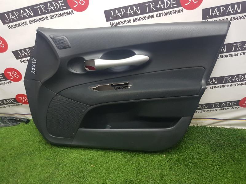 Обшивка двери Toyota NZE151 передняя правая