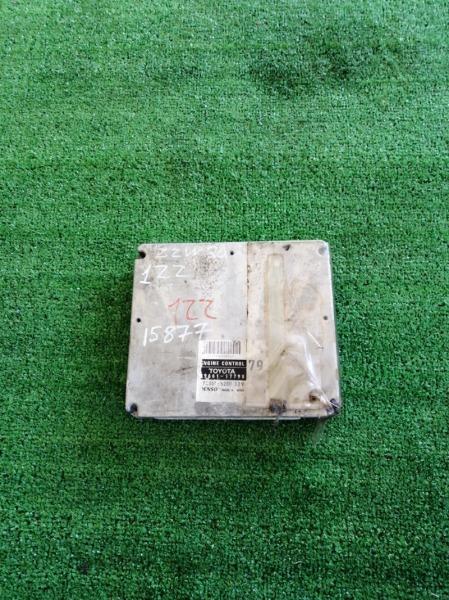 Блок efi Toyota Mr-S ZZW30 1ZZ-FE